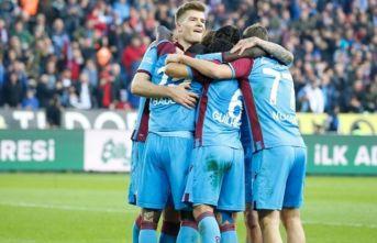 Trabzonspor borsada da lider!