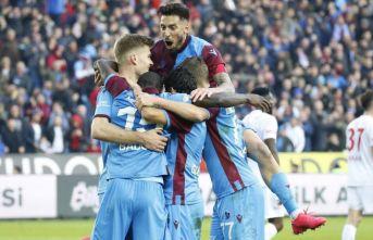 Trabzonspor büyük maç serisini sürdürmek istiyor