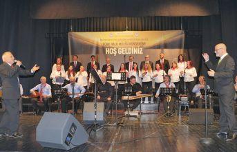 Büyükşehir'den türkü ziyafeti