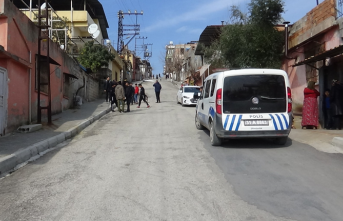 Hatay'da kadın cinayeti