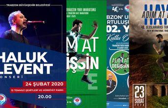 Trabzon'da kurtuluş coşkusu hafta boyu sürecek