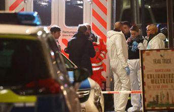 Almanya'daki saldırıda Türk vatandaşlar da öldü