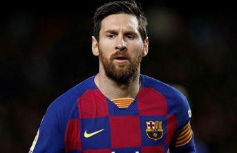 Messi Barcelona'dan ayrılacak mı?