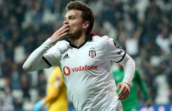 Beşiktaş'ın yıldızı Trabzonspor maçı...