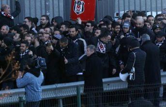 Beşiktaş - Trabzonspor maçı öncesi flaş karar!...