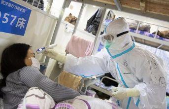 Dünyada koronavirüs bulaşan kişi sayısı artıyor