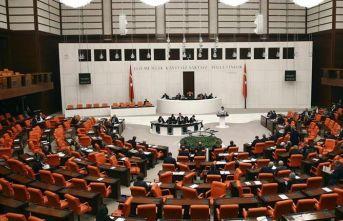 Finansal yenilikler içeren Kanun Teklifi  TBMM'de kabul edildi