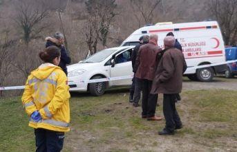 Samsunlu iş adamı aracında intihar etti