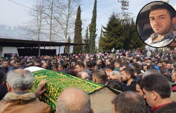 Trabzon'da baş ağrısı şikayeti ile gittiği hastanede hayatını kaybetti