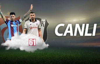 Beşiktaş - Trabzonspor | CANLI