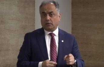 KTÜ Farabi Hastanesi Başhekimi Yazıcıoğlu basınla...