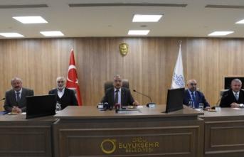 Ordu Büyükşehir Belediye Başkanı Güler sanayicilerle buluştu!