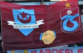 Trabzonspor'dan Drogheda'ya mesaj