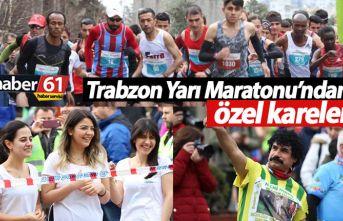 40. Uluslararası Trabzon Yarı Maratonu'ndan...