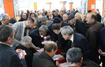 CHP Samsun'da seçim