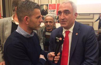 CHP Trabzon'un yeni il başkanı Haber61'e konuştu:...