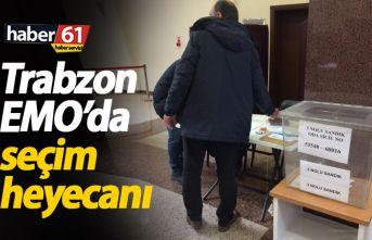 EMO Trabzon'da seçim başladı