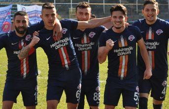 Hekimoğlu Trabzon 3 puanı 3 golle aldı