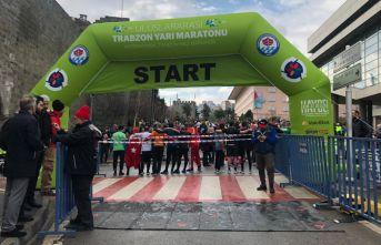 Trabzon'da Yarı Maraton heyecanı - Canlı Yayın