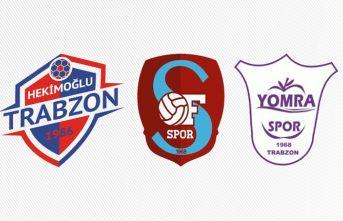 Trabzon takımlarında son durum! 3 maç 3 farklı sonuç