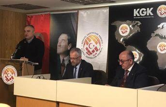 Ahmet Külekçi KGK Yerel Medya meclisine seçildi