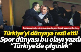 Ali Koç Türkiye'yi dünyaya rezil etti