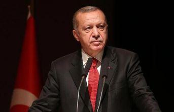 Cumhurbaşkanı Erdoğan Trabzon'u kutladı