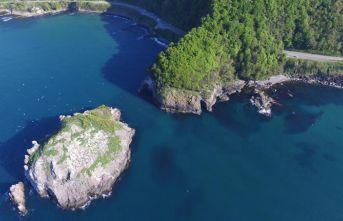 Hoynat Adası turizme kazandırılıyor