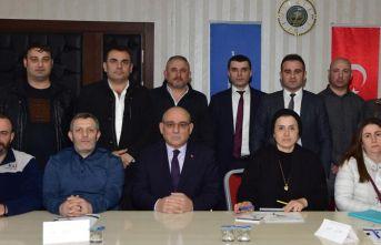Trabzon'da esnafa yönelik Arapça kursu başlatıldı