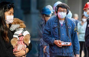 Çin'de korona virüs salgını gerilemeye başladı