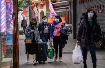 Çin'de Kovid-19 salgınında can kaybı artmaya devam ediyor