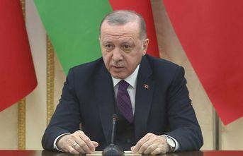 """Erdoğan: """"2023 yılında hedef 15 milyar dolar"""""""