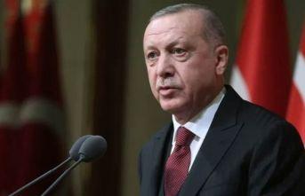 """Erdoğan: """"Libya'da iki şehidimiz var"""""""