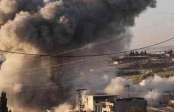 İdlib ve Halep'te hava saldırıları sürüyor