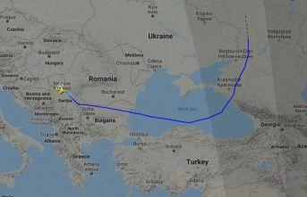 Rusya'dan Karadeniz rotası