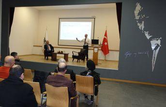Trabzon'da ihracatçılar panelde buluştu! Kronovirüs...