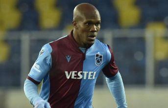 Trabzonspor'da Nwakaeme dönüyor