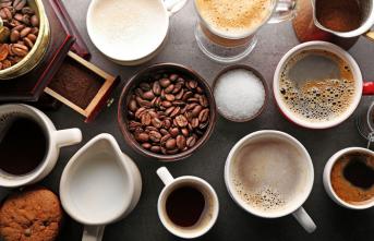 Fazla kafein tüketimi...