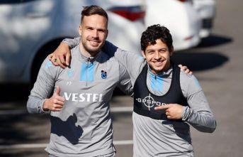 Trabzonspor Rizespor'a hazırlanıyor! Antrenman...
