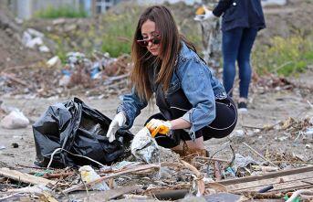 Türkiye'nin en çok deniz çöpü Karadeniz ilinden