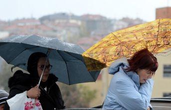 Doğu Karadeniz'e kuvvetli fırtına geliyor