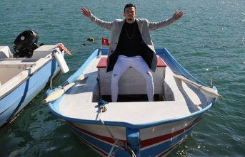 Hekimoğlu Trabzon'un başarılı oyuncusu Ersel'den...