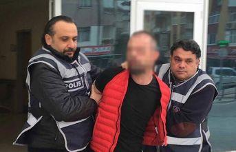 Konya'da haraç isteyen şahıs para alamayınca bıçakladı