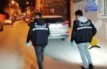Maltepe'de gruplar arasında silahlı kavga