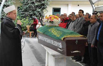 Samsun'da ölen doktor İzmir'de toprağa verildi