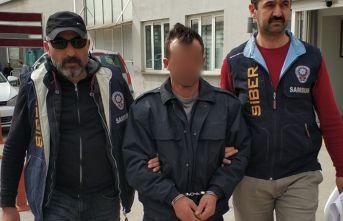 Sosyal medya tacizcisi tutuklandı