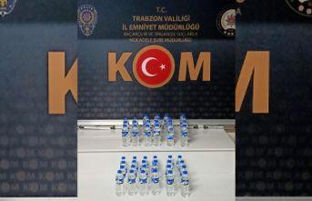 Trabzon'da bunu da yaptılar! Pet şişelere doldurup...