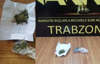Trabzon'da yapılan kontrollerde yakalandı!...