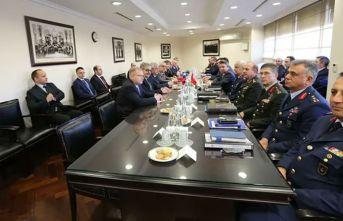 Türk-Rus heyetlerinin görüşmeleri sona erdi