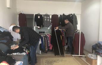 Zonguldak'ta ihtiyaç sahibi aileler için yardım...